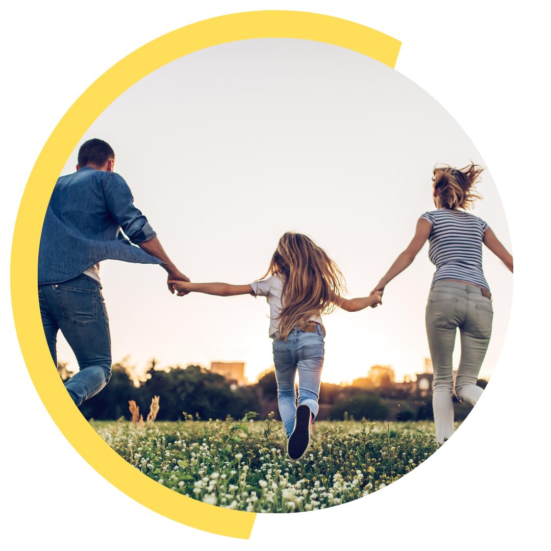 happy-mindfulness-family